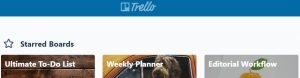 trello for beginner freelance writers writing productivity
