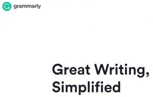 grammarly for new beginner freelance writers writing