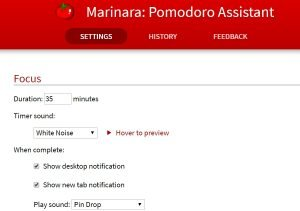 marinara pomodoro for new freelance writers productivity